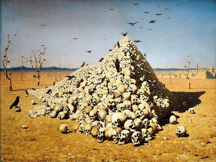 hill of skulls
